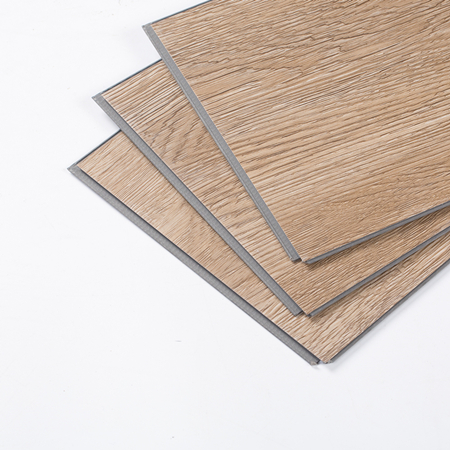 100% Virgin Material Waterproof Indoor PVC Click Lock Vinyl Plank Flooring